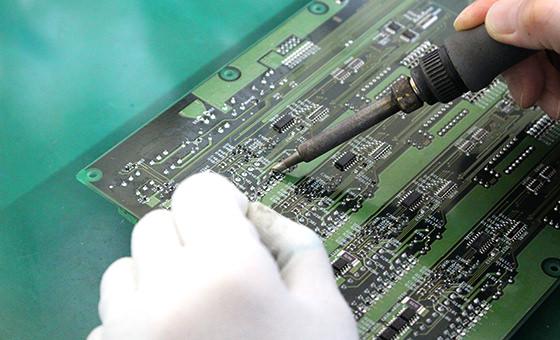 電子部品製造